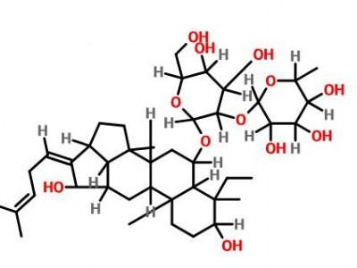 人参皂苷rg4|CAS:126223-28-7|对照品供应商