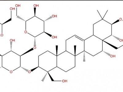 七葉皂苷C,CAS:219944-39-5,異七葉皂苷Ia