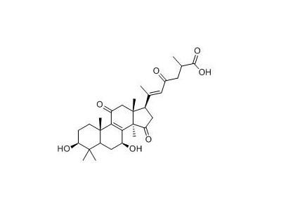 灵芝烯酸B,CAS:100665-41-6|现货中药对照品