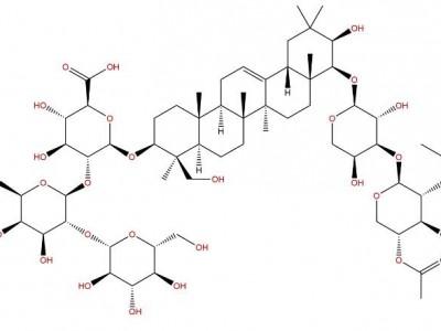 大豆皂苷Aa,CAS:117230-33-8|中检所对照品