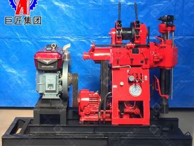 液压岩芯钻机 百米勘探设备 取150米岩样 地质普查勘探
