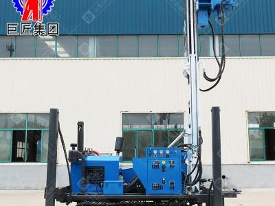 履带式环保钻机 钢制履带底盘 地形适应力强 取样土壤无污染
