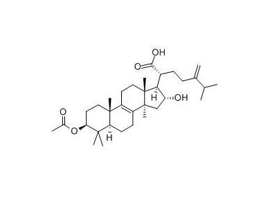 茯苓酸,CAS:29070-92-6|厂家|供应商