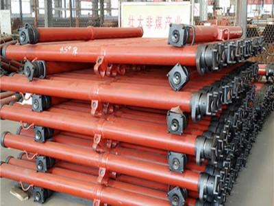 厂家供应悬浮式液压支柱 矿用液压支柱