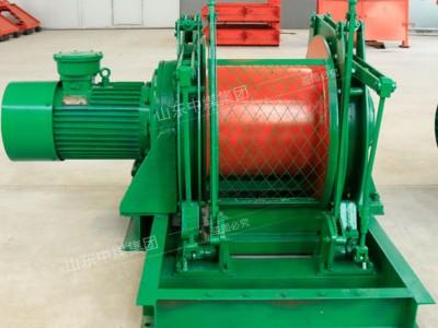 JH-30回柱绞车 矿用回柱绞车 中煤30T回柱提升绞车