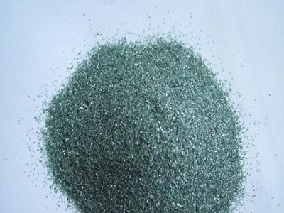 砂轮 磨具 研磨砂轮 树脂砂轮用36目绿硅砂/36目绿碳磨料