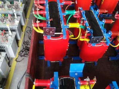 高压线圈铂绕干式变压器长期使用中
