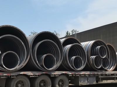 波纹钢管直径一米波纹钢管 法兰连接波纹钢管