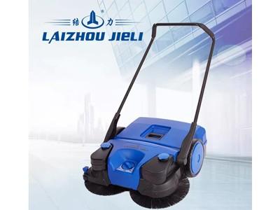 结力JL780H纯手动无动力手推式清扫车