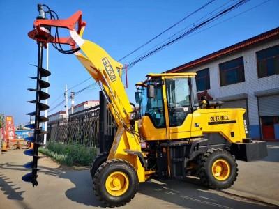 電線桿挖坑機 打眼機 電力打樁機 打坑機