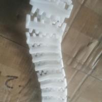 1050型平板塑料网链