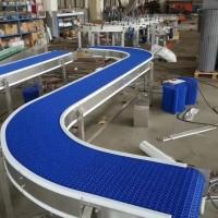 2120型平板塑料网带输送线