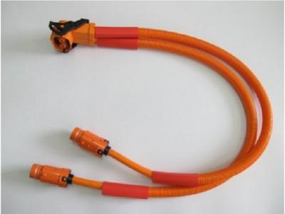 新能汽車單芯大電流連接器 二芯大電流連接器 三芯大電流連接器