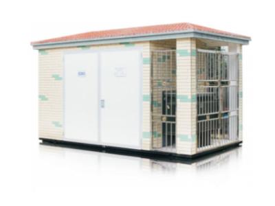 祥泰電氣美式箱式變電站DXBW-10系列的應用特點