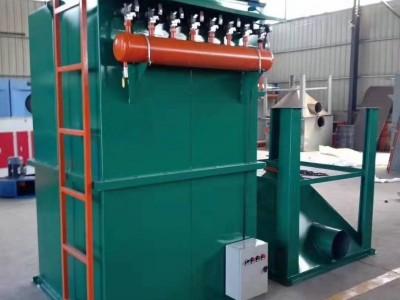 供應鍋爐除塵器 工業脈沖布袋除塵設備鑄造廠除塵設備