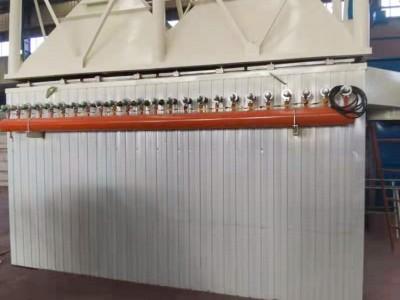 鍋爐布袋除塵器 生產廠家支持定制