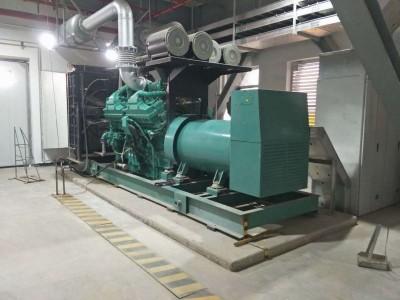 大連康明斯QSK23-G9720KW柴油發電機組
