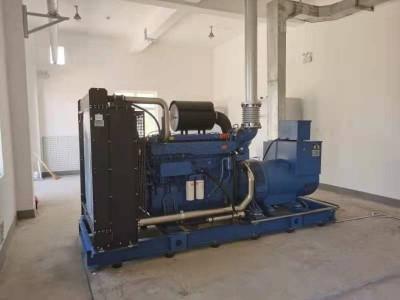 大連玉柴YC6TD840L550KW柴油發電機組