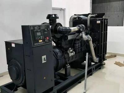 大連上柴6KTAA25-G32700KW柴油發電機組