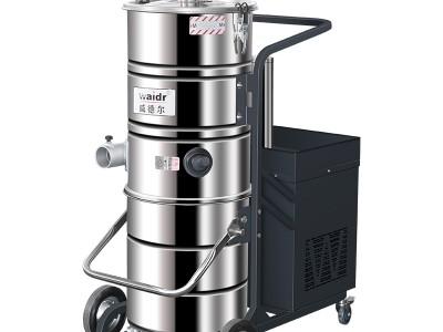 機械制造行業用大吸力移動式工業吸塵器