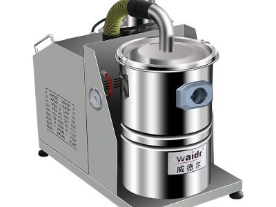 機械設備配套用380v大功率小型工業吸塵器