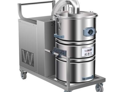 380v大功率木材廠吸木屑粉塵工業吸塵器