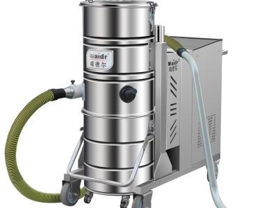 380v大功率重工業行業用移動式工業吸塵設備