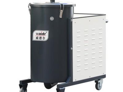 威德爾380v大功率服裝廠用移動式工業吸塵器