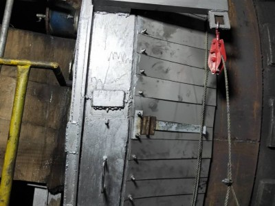 回轉窯柔性一體式密封碳硅鎳復合板規格