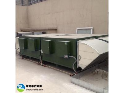 廣東環保設備廠家廚房靜電油煙凈化設備