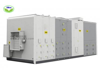 廣東環保設備廠家沸石轉輪吸附濃縮設備