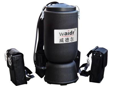 肩背式便攜吸灰塵顆粒物吸塵機