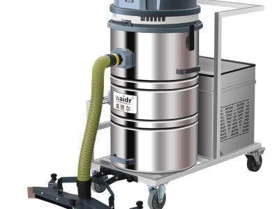 電瓶式無線倉庫吸灰塵水漬工業吸塵器